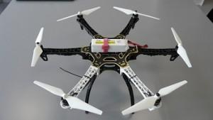 F550-drone