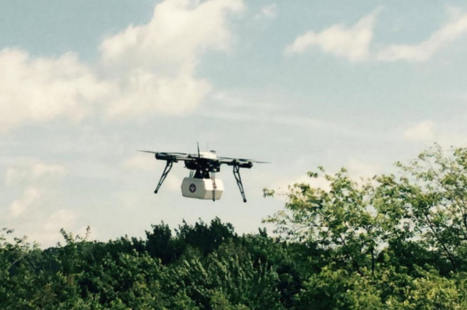 Drone d ecole rugby