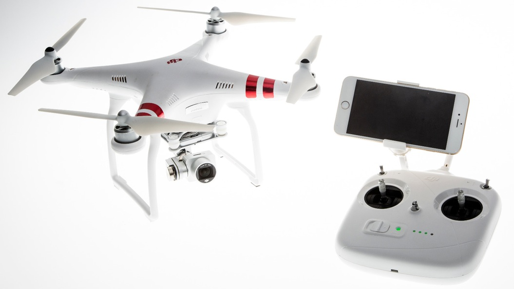 drone d ecole phantom 3