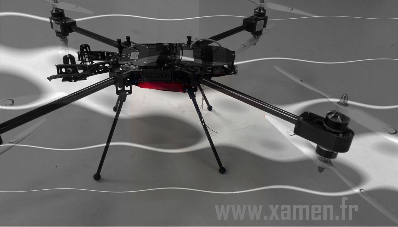 drone d ecole xamen